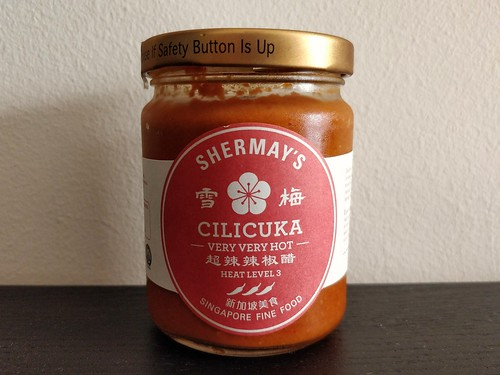 Shermay's Cilicuka Very Very Hot Chili Sauce