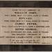 Memorial to the Browne children: William John (1858), Edward (1842), James Peter (1844), Denis George(1848)