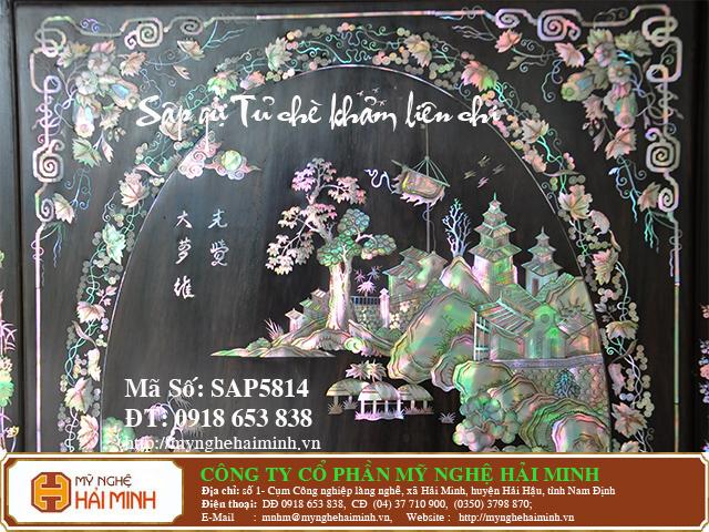 SAP5814l  Sap gu Tu che Kham Lien Chi  do go mynghehaiminh