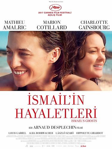 İsmail'in Hayaletleri - Ismael's Ghosts (2017)