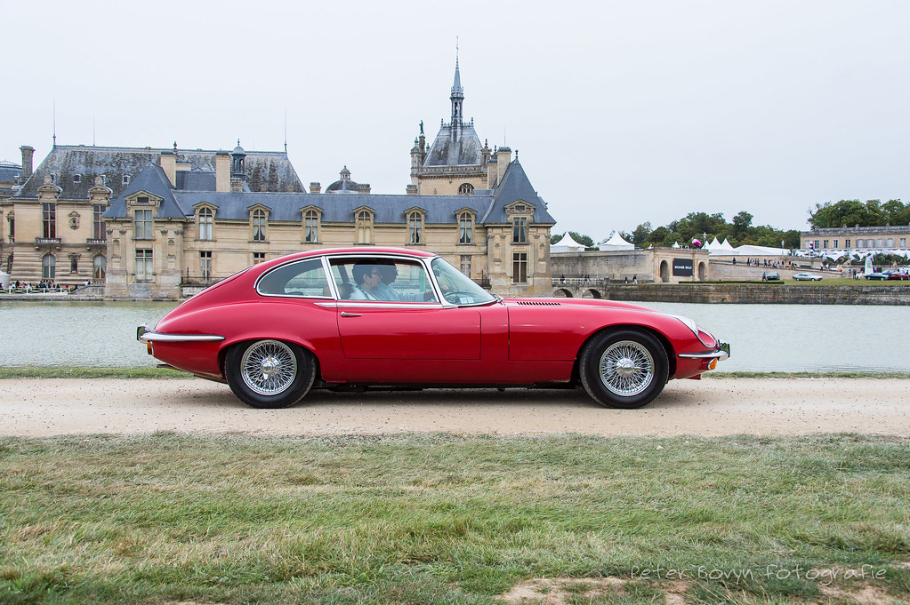 ... Jaguar E Type | By Perico001