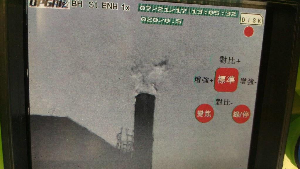 1060726新聞相片-查獲繞流偷排廢氣情形