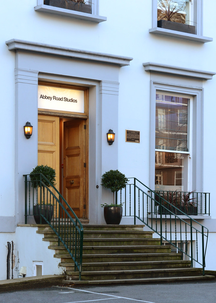 Abbey Road studios, el estudio musical de los Beattles