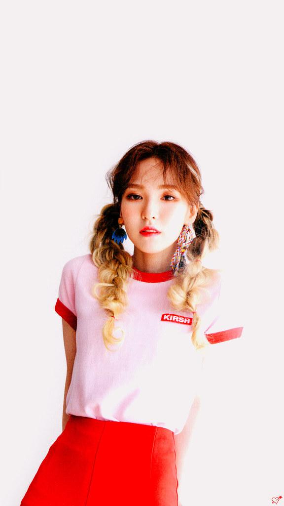 Wendy Red Velvet Lockscreen Caizla