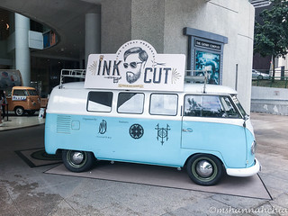 The Cathay's INK & CUT event | by mshannahchia