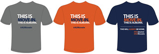 Move In T-Shirts | by Auburn University