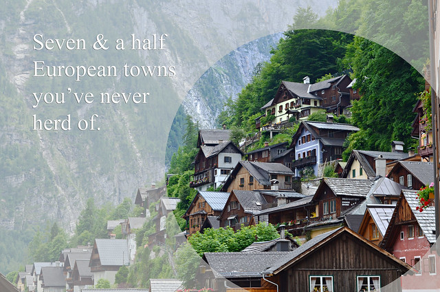 Towns you've never heard of