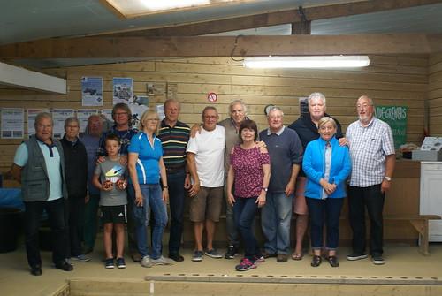 12/07/2017 - Plougasnou : 2ème séance d'initiation gratuite aux boules plombées