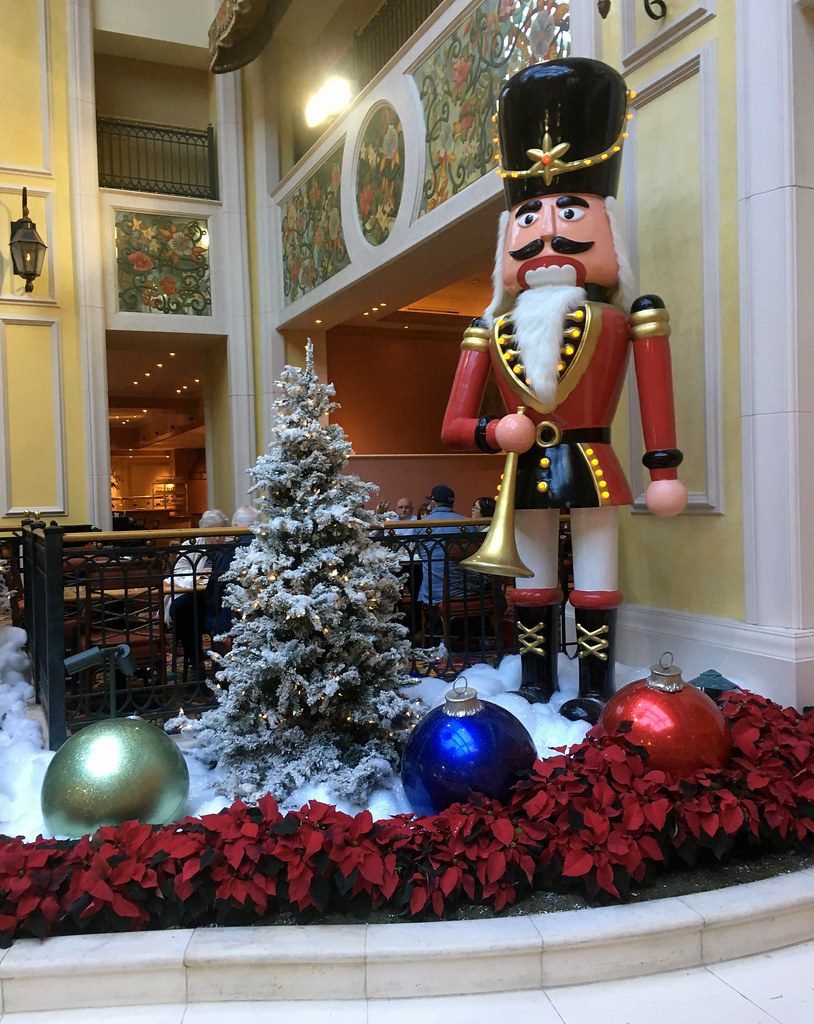 Biloxi - Beau Rivage - Christmas Decorations - Nutcracker … | Flickr