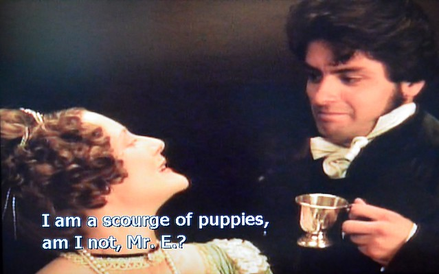 Mrs Elton Scourge of Puppies