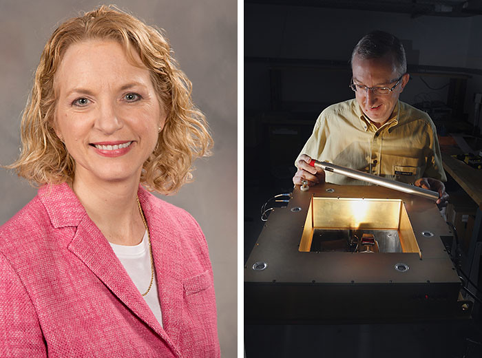 National awards recognize Los Alamos leadership in nuclear safeguards