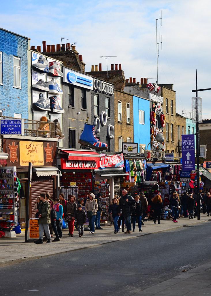 Calles de Camden Town