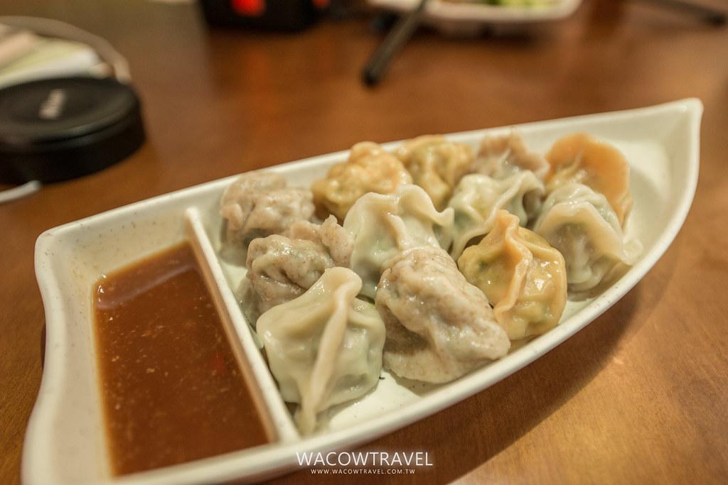 東鼎牛肉麵綜合水餃