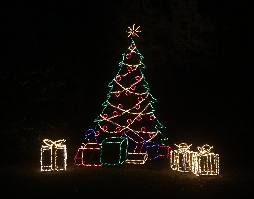Theodore Bellingrath Gardens and Home Magic Christmas Flickr