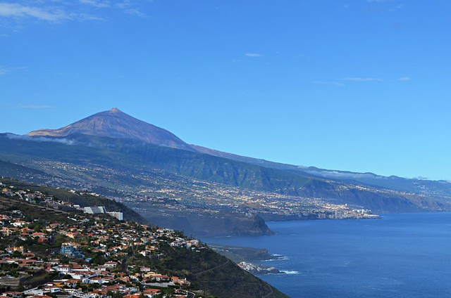 North coast, Tenerife