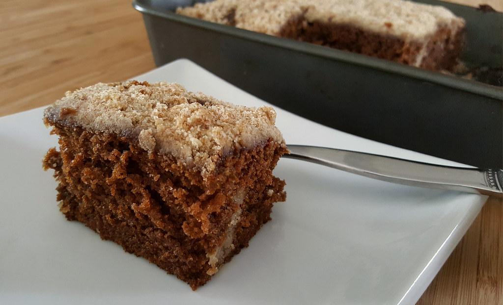 Pennsylvania Dutch Shoofly Cake