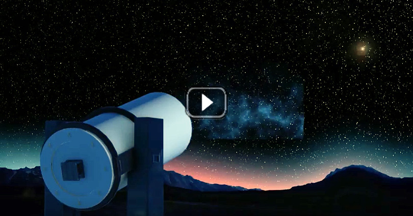 Every night a bank of robotically controlled telescopes tilt their lenses to the sky for another round of observation through digital imaging.