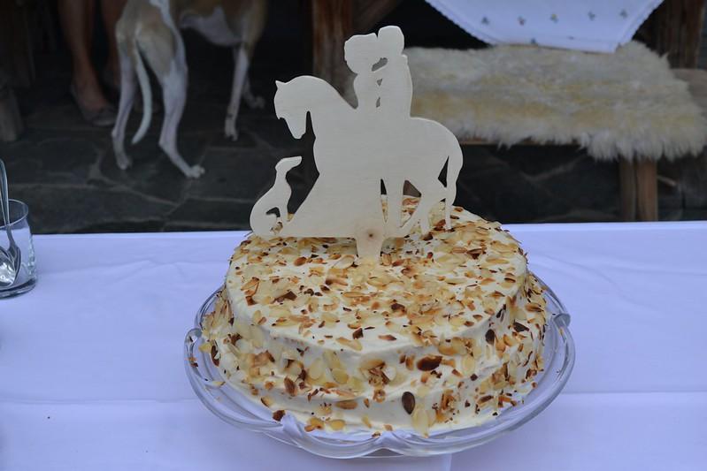 So eine schöne Idee für die Torte!
