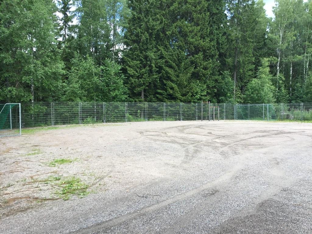 Kuva toimipisteestä: Kalajärven koulu / Hiekkakenttä 2