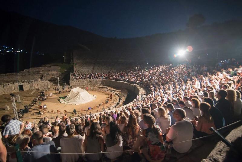 """""""Ο Πολιτισμός δεν αποτελεί πεδίο πολιτικής αντιπαράθεσης"""" - Απάντηση του ΔΗΠΕΘΕ Ιωαννίνων στο Δήμαρχο Δωδώνης"""