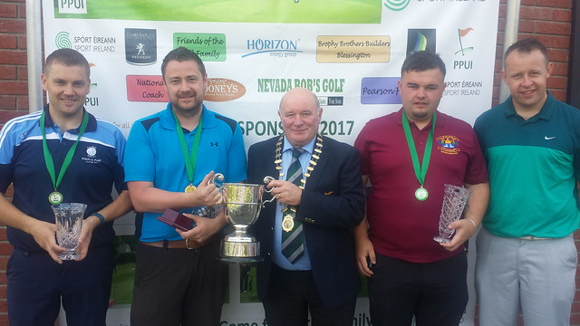 2017 National Gents Strokeplay Championships Day Two