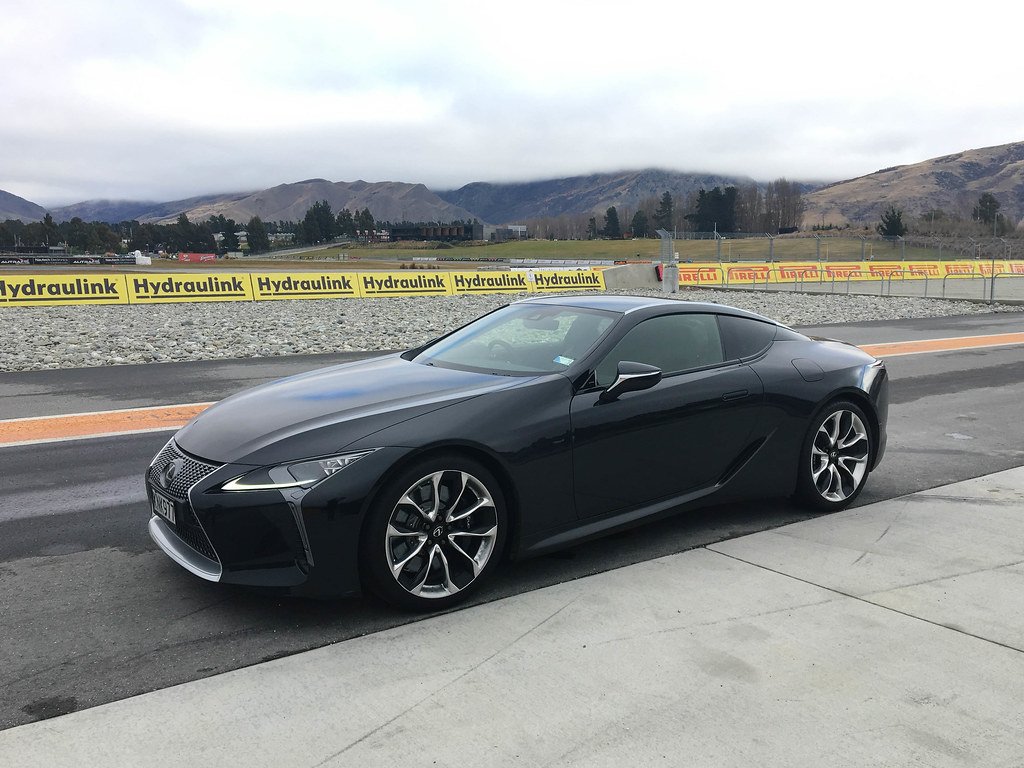 Lexus Lc 500 Lc 500h The Sensational New Coupe From Lexu Flickr