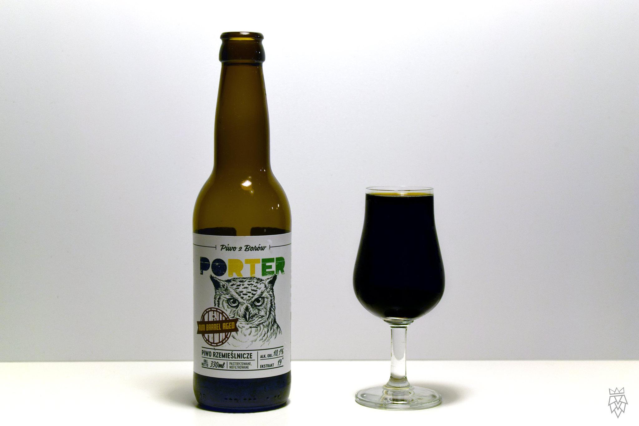 Porter Bałtycki Rum BA
