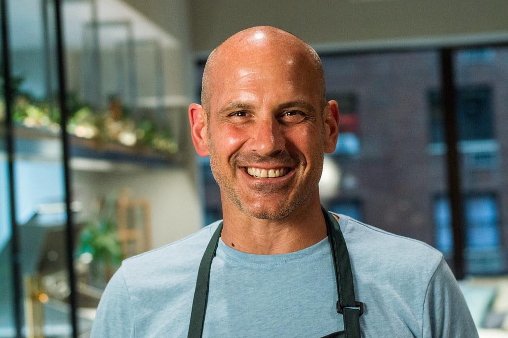 Hell S Kitchen Chef Scott