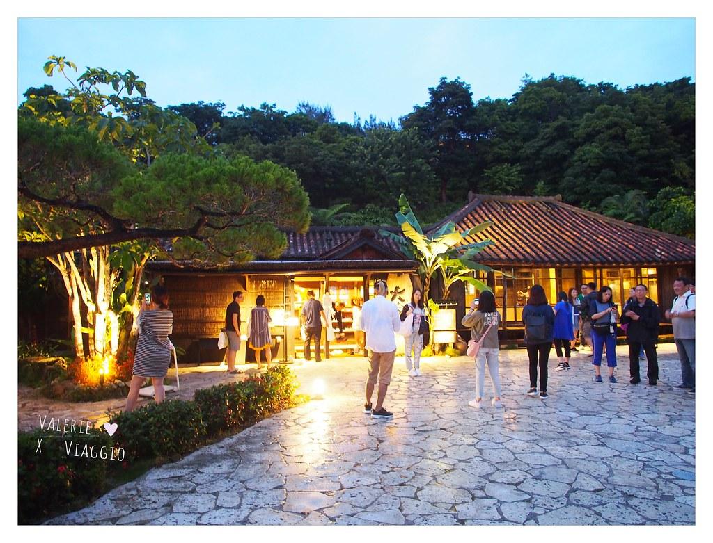 【沖繩 Okinawa】百年古家大家Ufuya極上特選阿咕豬涮涮鍋 百年歷史日式建築品嚐沖繩特產阿咕豬料理 @薇樂莉 ♥ Love Viaggio 微旅行