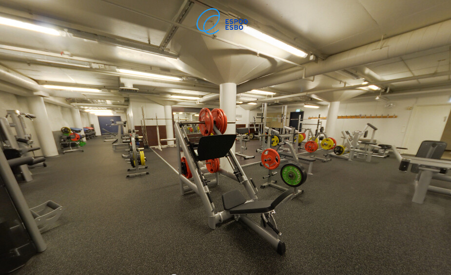 Bild av verksamhetsställetKannbrobacka / Gym 1