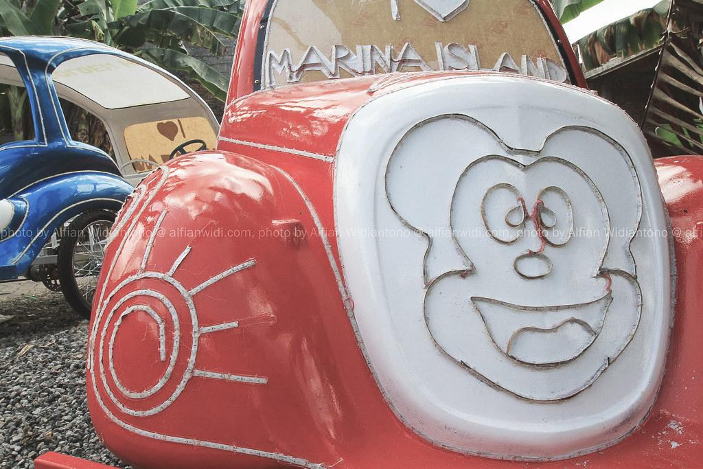 Mengintip Dapur Mobil Hias Yogya