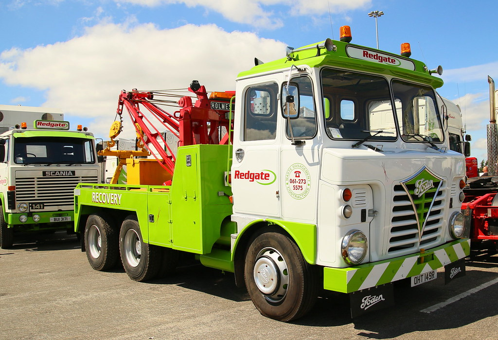 foden s80 redgate bulk waste heavy recovery gorton manches flickr