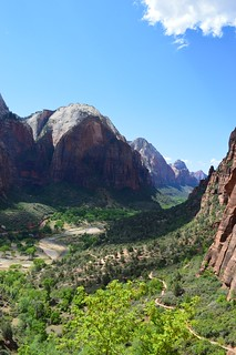 Angels Landing Zion National Park | by sharonjanssens