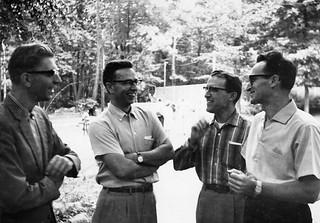 Eugene Souder >> Charles Shenk Eugene Souder Paul Swarr Roy Kreider 1963 Mi… | Flickr
