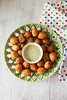 Thumbnail image for Goli Baje| Mangalore Bhajji | Mysore Bonda with Coconut Chutney