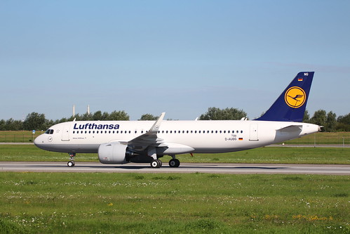 A320neo Lufthansa D-AING | by XFW-Spotter