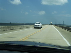 Road to Dauphin Island