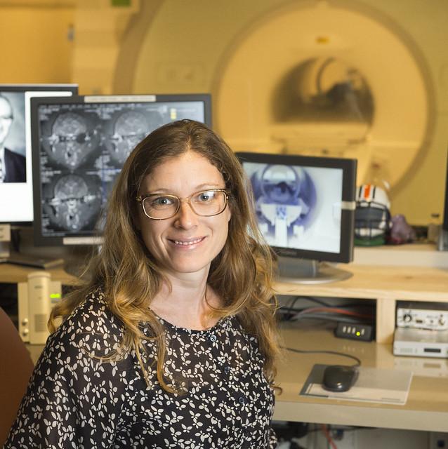 Photo of Dr. Heather Gray-Edwards