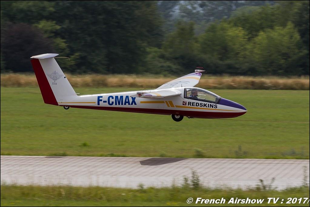 PILATUS B4-PC11 AF - F-CMAX , Bleuciel Airshow, Denis Hartmann , Meeting de France 2017 , Dijon longvic , Bleuciel Airshow, meeting aerien dijon 2017 , Meeting aerien de France a Dijon