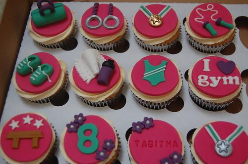 I Love Gym Cupcakes Beautiful Birthday Cakes