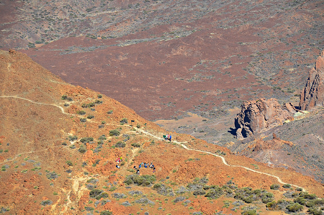 Altitude, Teide National Park, Tenerife