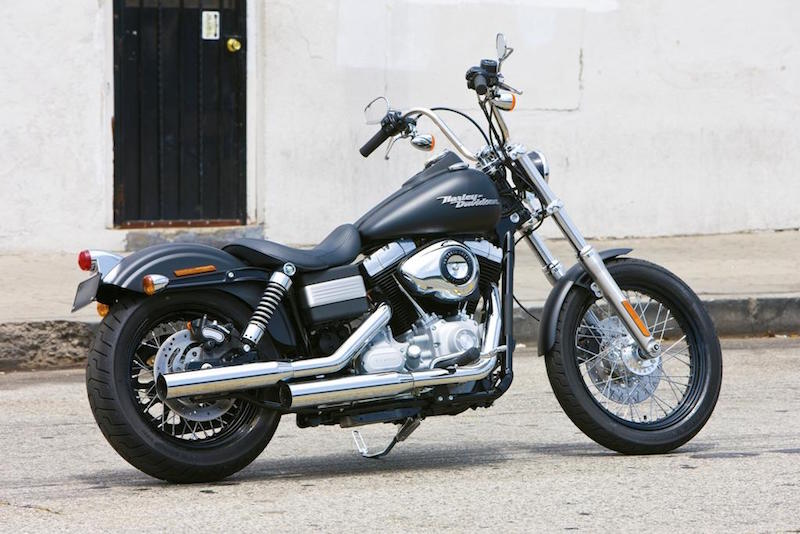 2009 Harley-Davidson Dark-Custom™ Street Bob®