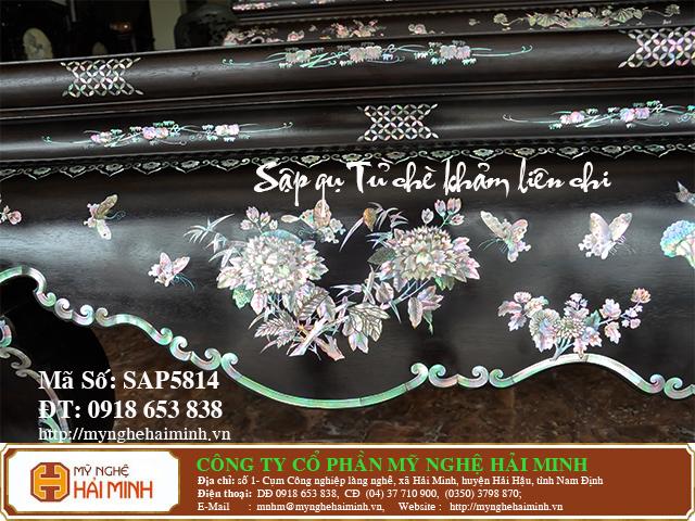 SAP5814d  Sap gu Tu che Kham Lien Chi  do go mynghehaiminh
