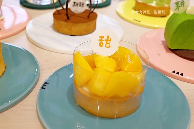 36036649371 c2dd1b6696 b - 《台中♥食記》耕者有其甜。低調隱身傳統市場內的清新甜點店,又是網美IG打卡新熱點,連甜點都有著超可愛的療癒外型呢!