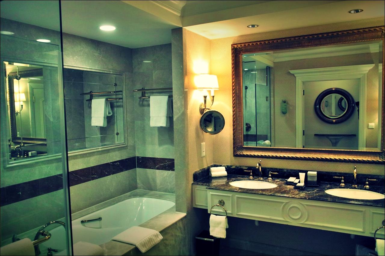 화장실-'베네치안 마카오 리조트(The Venetian Macao Resort Hotel, Cotai, Macau)'
