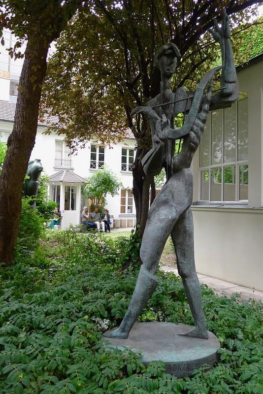 Musée Zadkine, Paris
