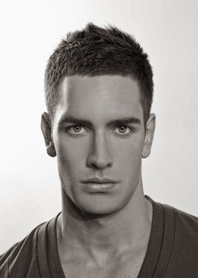 Men\'s Haircuts : Men\'s Short Hairstyles gallery (2 of 9 ...