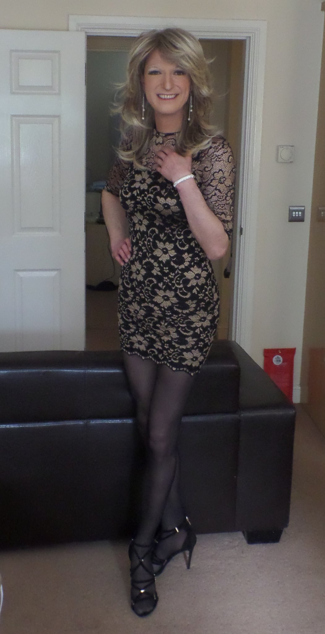Flickr crossdressers out first time — pic 14