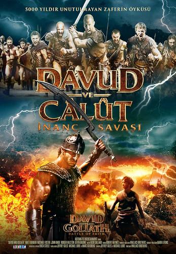 Davud ve Calût: İnanç Savaşı - David vs. Goliath: Battle of Faith (2017)