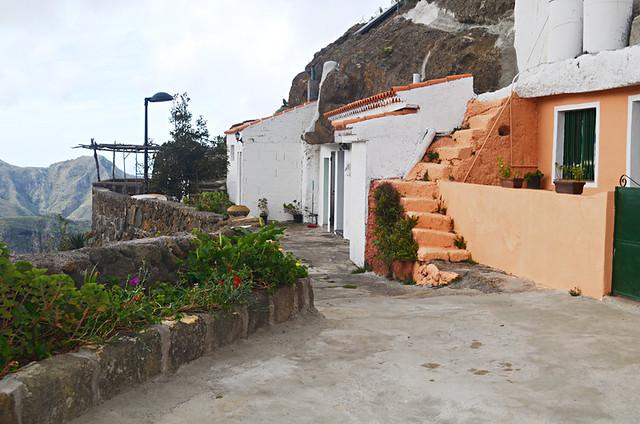 Cave houses, Anaga, Tenerife